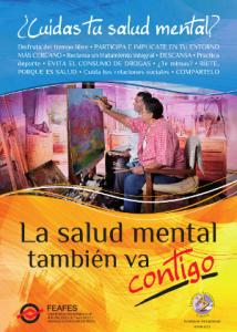Cartel Salud Contigo