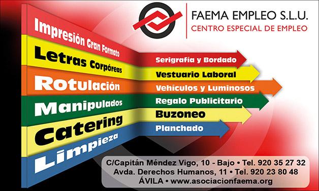 FAEMA EMPLEO FLECHAS (INICIO)